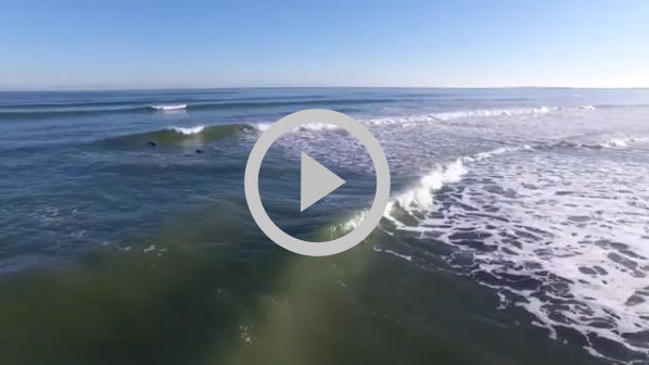 Great drone footage from the SE by Kai / Jeremy Ievins