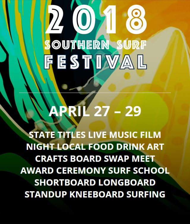 2018 Southern Surf Festival