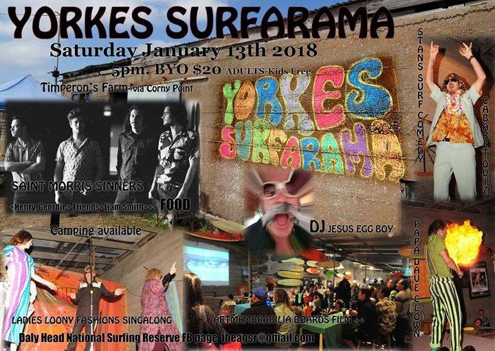 Yorkes Surfarama