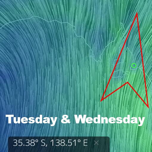 SA surf outlook Feb 17