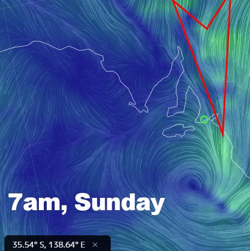 SA surf outlook Nov 12