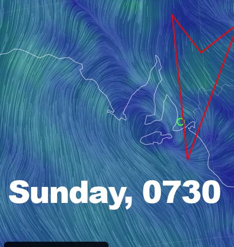 SA surf outlook Nov 20